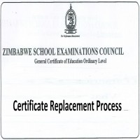 How to get a zimsec certificate replacement after losing the original